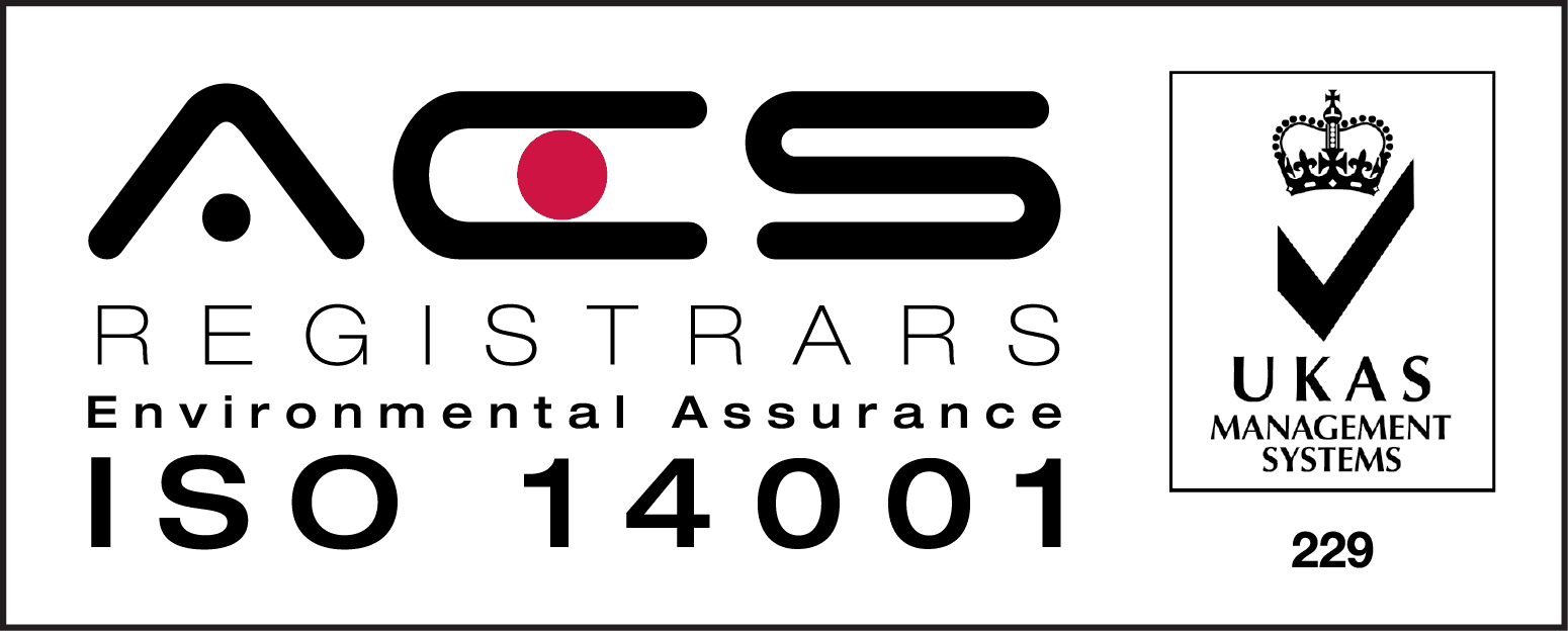 ACS ISO 14001 logo