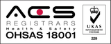 ACS OHSAS 18001 logo