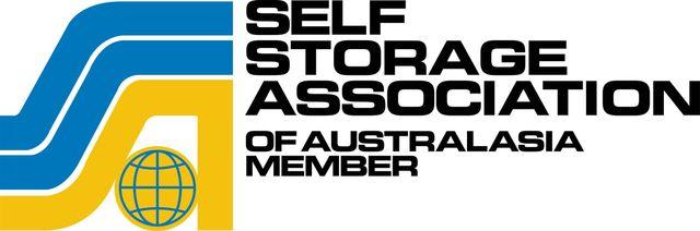 Self Storage Association of Australasia logo