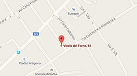 Vicolo del forno 12, Santa Croce Sull'Arno (PI)