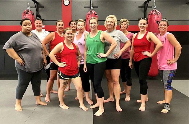 Women S Kickboxing Fitness Classes Statesville Nc Thai