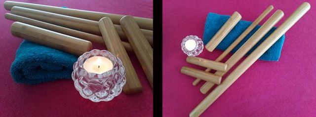 Warm Bamboo Massage explained
