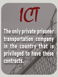 private prisoner transportation company