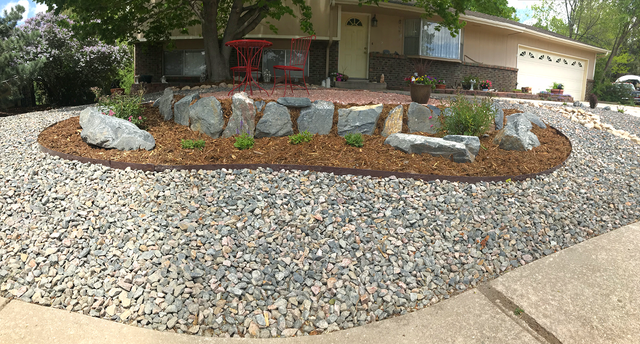 The result of our residential landscaping in Colorado Springs, CO - Residential Landscaping In Colorado Springs, CO