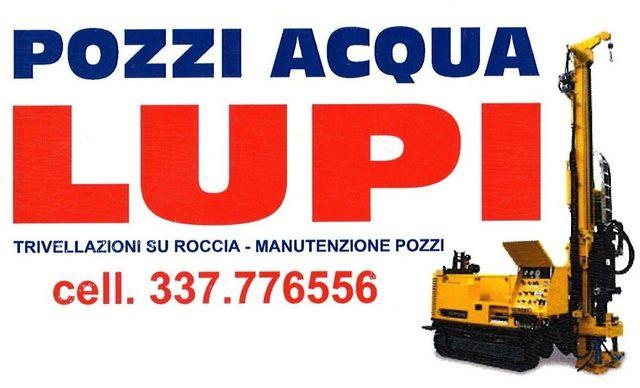 Logo - Pozzi Acqua Lupi