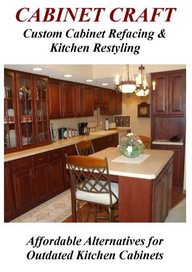Cabinet Refacing Is A Growing Segment Of Remodeling Due To Cost Savings And  Shorter Project Time. Existing Cabinet Boxes Are Used And All Exposed Areas  Are ...