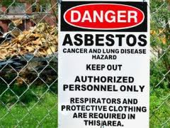 Asbestos is mutagenic and causes cancer