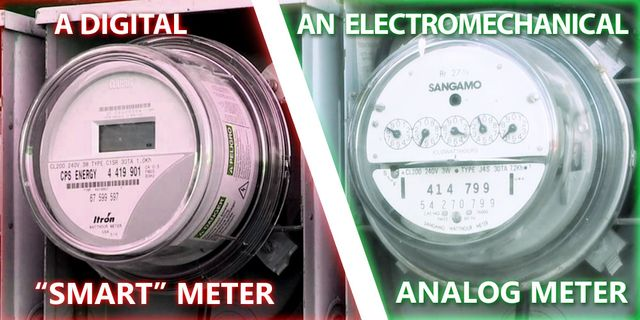 Smart meters are harmful to humans and pets