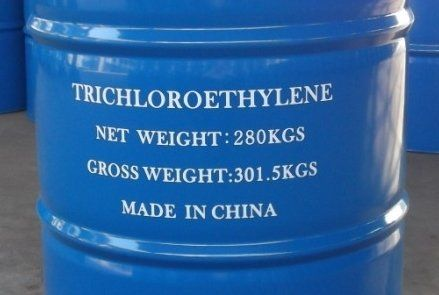 Trichloroethylene is one type of solvent