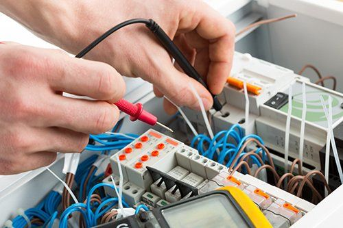 Domestic electrical service