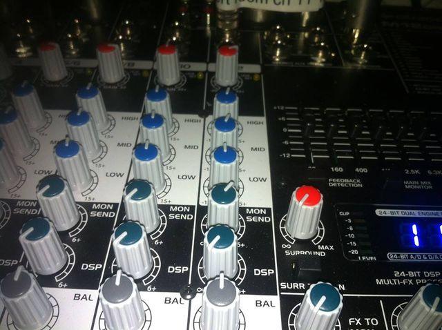 Close up Mixer