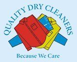 Quality Dry Cleaners logo