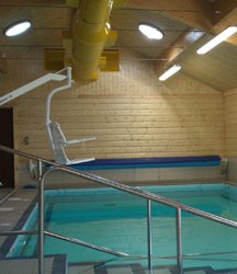 Hydrotherapy pool installed around the south west - a natural form of pain relief