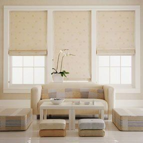 clothe material blinds