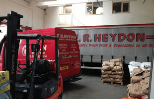 Fruit and Vegetables wholesaler in Walsall, West Midlands | F R Heydon