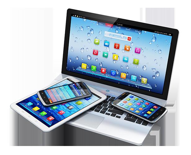 smartphone, tablet e pc