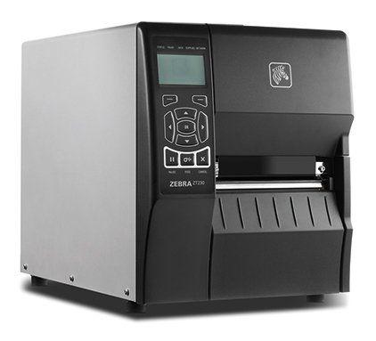 Stampante per stampare etichette per tirature medio/alte