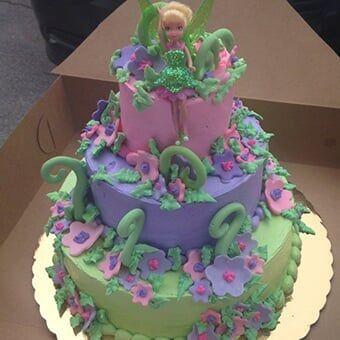 Customized Fairy Cake Rositos Bakery In Amsterdam NY