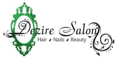 Dezire Salon logo