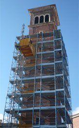 ponteggi per edilizia, coperture edili