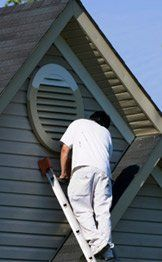 tetti in legno, grondaie