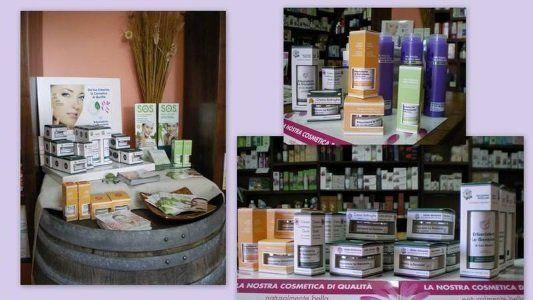 Prodotti di cosmetica naturali