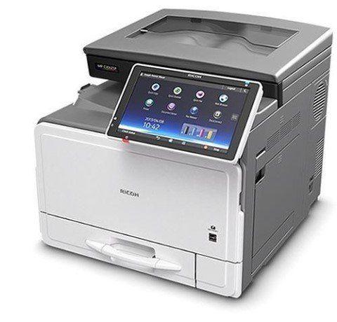 Multifunzione A4 a colori stampante - scanner - copiatrice - fax| RICOH MP C306SP