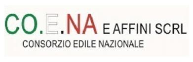 CO.E.NA. CONSORZIO EDILE NAZIONALE ED AFFINI - LOGO