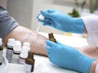 diagnosi allergia