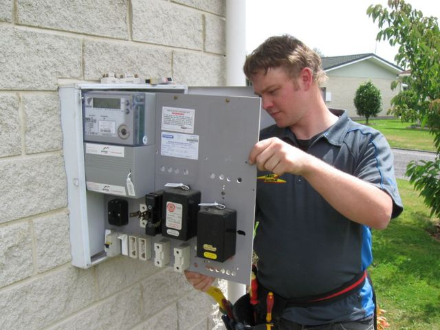 electrical services in Masterton