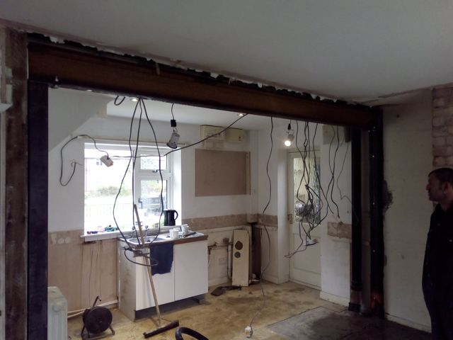 structural building repairs