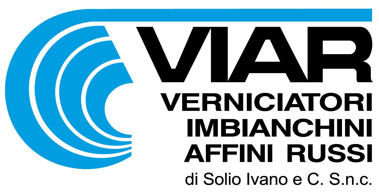 VIAR - VERNICIATORI E IMBIANCHINI di SOLIO IVANO & C. snc - LOGO