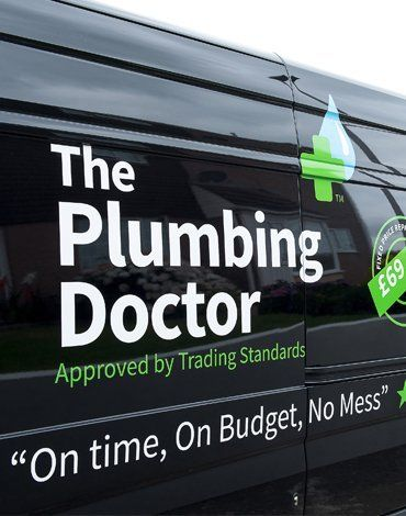 Plumbing doctor van