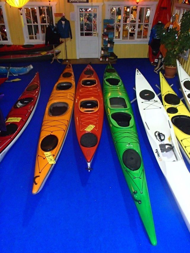 Best Selection Of Double Sea Kayak In The Uk