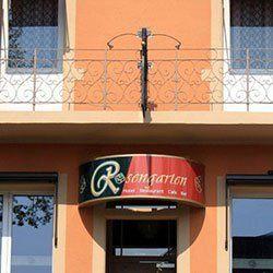 Das Hotel Rosengarten