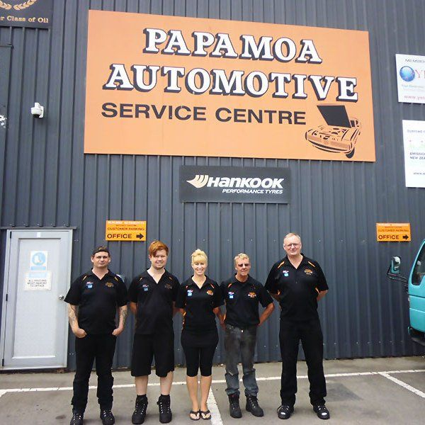 Mechanics in Papamoa East