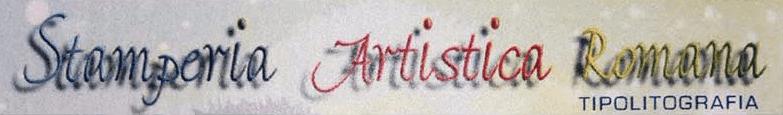 Stamperia artistica romana logo