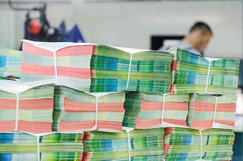 pacchi di carta