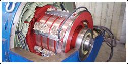 revisione motori elettrici