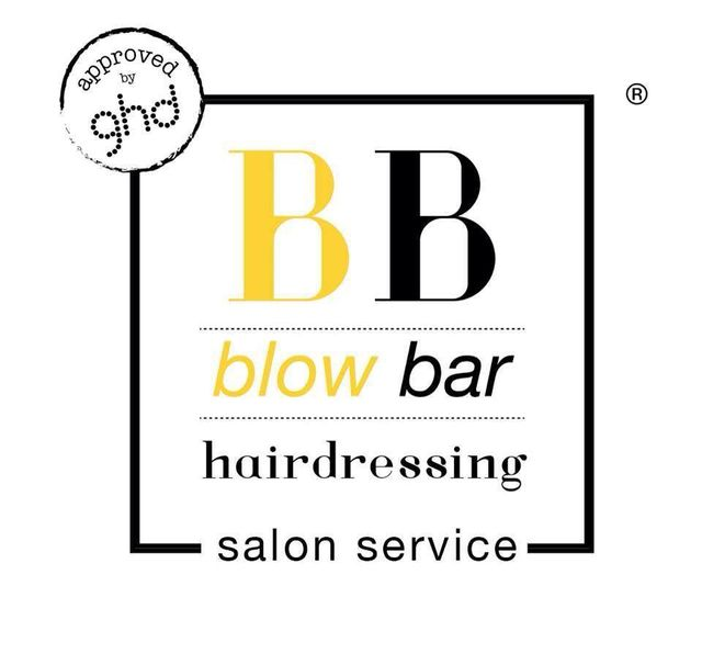 logo BB blow bhairdressing