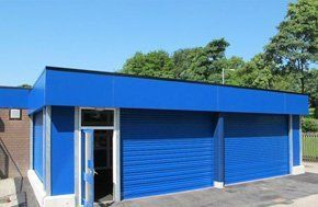 Construction services - Worsley, Manchester - Rothwell Robinson Ltd - Commerical building services