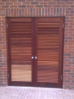 Joinery services - Dorking, Surrey - S M Carpentry - door