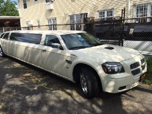 dodge magnum limousine