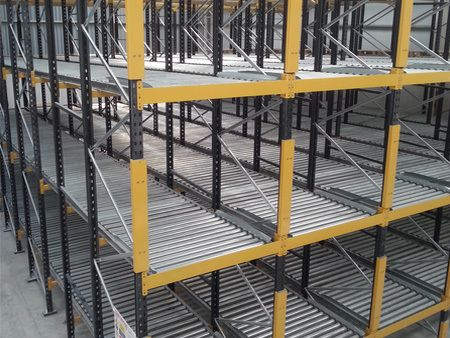 Pallet racking in Belfast