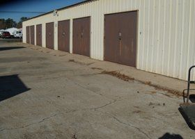 Wingate Enterprises Inc Mini Storage Unit