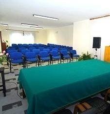 La sala convegni