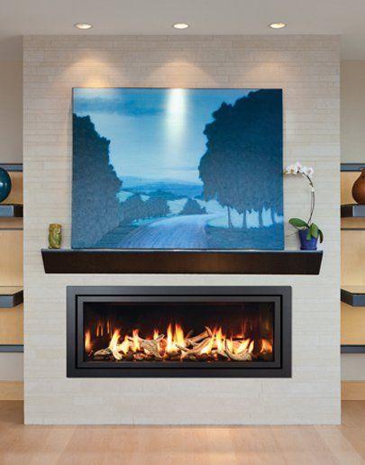 modern gas fireplaces - Nassau County, NY