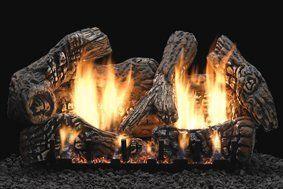 gas fireplace log sets - Long Island, NY
