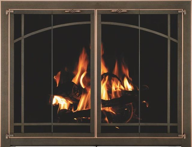 Fireplace Accessories Screens Doors More Nassau County Long