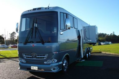 custom designed and built motorhomes in Auckland